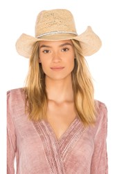 Ale By Alessandra Cody Hat Tan