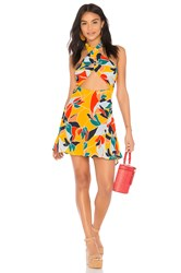 Beach Riot Marisa Dress Yellow