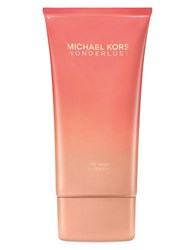 Michael Kors Wonderlust Body Wash 5.0 Oz. No Color