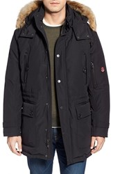 Men's Pendleton 'Denver' Down Parka With Genuine Coyote Fur Trim