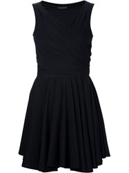 Plein Sud Jeans Plein Sud Flared Dress Black