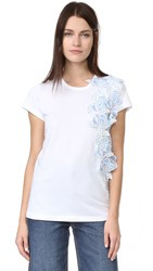 N 21 Short Sleeve T Shirt White