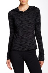 Solow Long Sleeve Pullover Black