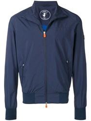 Save The Duck Casula Bomber Jacket Blue