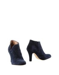 Nora Shoe Boots Brick Red