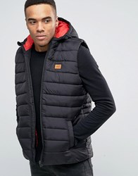Jack And Jones Gilet Black