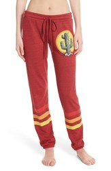 Women's Lauren Moshi 'Willow' Graphic Lounge Pants