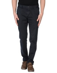 Perfection Casual Pants Dark Blue
