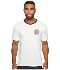 Brixton Pace Short Sleeve Premium Tee Off White Men's T Shirt