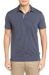 Bobby Jones Men's Control Stripe Jersey Polo