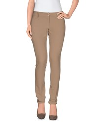 Siste's Siste' S Trousers Casual Trousers Women Camel