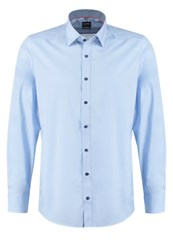 Olymp Level 5 Slim Fit Shirt Hellblau Light Blue