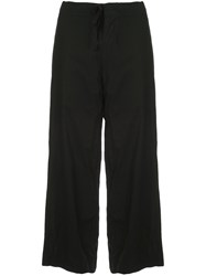 Y's Tie Waist Straight Leg Trousers 60