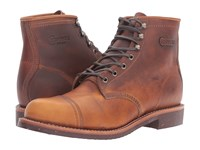 Chippewa 6 Homestead Pebbled Boot Tan Renegade Work Boots Black