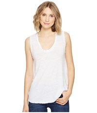 Project Social T Redwoods Tank Top White Women's Sleeveless