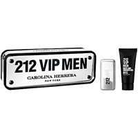 Carolina Herrera 212 Vip Men 50Ml Eau De Toilette Gift Set