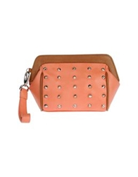 Nardelli Small Leather Bags Salmon Pink