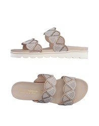 Chiara Pasquini Sandals Grey