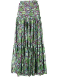 Alexis Grizelda Skirt Green