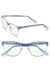 Jason Wu 'Vlada' 52Mm Optical Glasses Blue Striped