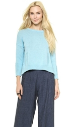 Demy Lee Giselle Sweater Ice Blue