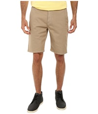 Joe's Jeans Brixton Trouser Shorts Khaki Men's Shorts