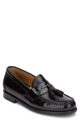 G.H. Bass Men's And Co. Wallace Tassel Loafer Black