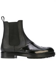 Pierre Hardy Twin Ankle Boots Black