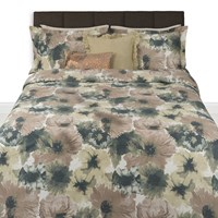 A By Amara Eldorado Duvet Cover Brown