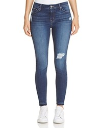 Sanctuary Robbie High Release Distressed Skinny Jeans In Daybreak Daybreak Wash