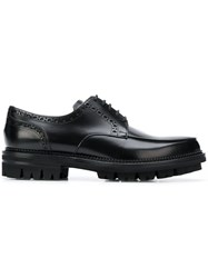 Dsquared2 Perforated Brogues Black