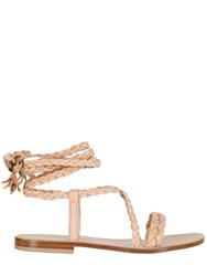 Capri Positano 10Mm Faito Braided Leather Sandals