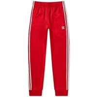 Adidas Superstar Track Pant Red