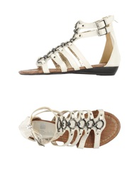 Renato Balestra Sandals White