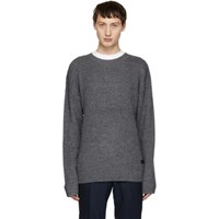 Tiger Of Sweden Jeans Grey Page Sweater