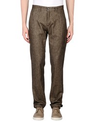 Individual Casual Pants Brown