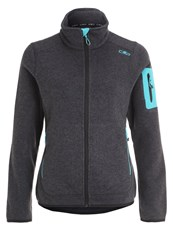 Cmp F.Lli Campagnolo Fleece Nero Melange Dark Grey