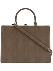 Rodo Shoulder Bag Nude And Neutrals