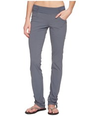 Mountain Hardwear Dynama Pant Graphite 2 Women's Casual Pants Gray