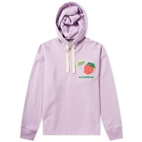 Acne Studios Fagen Berry Hoody Purple
