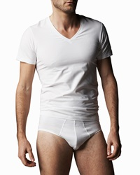 Hanro Cotton Superior Briefs Black Large