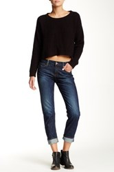 Level 99 Lily Relaxed Straight Leg Jean Blue