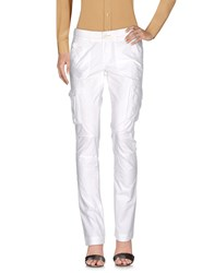 Polo Jeans Company Casual Pants White