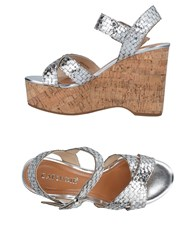 Cafe'noir Cafenoir Sandals Silver