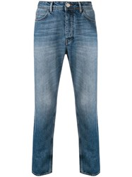 Haikure Straight Leg Jeans Blue