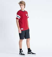 The Hundreds Red Alta S S Jersey