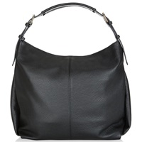 Hobbs Chichester Hobo Bag Black