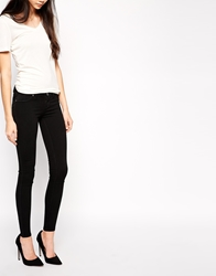 Dr. Denim Dr Denim Kissy Super Skinny Jeans Black