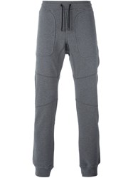 Belstaff Drawstring Track Pants Grey