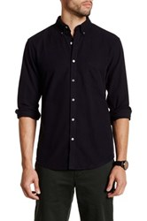 Lands' End Oxford Shirt Black